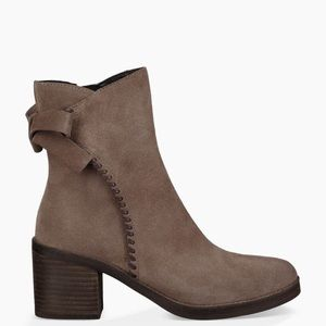 Ugg Fraise Whipstitch Ankle Boots 1018783 Size 5